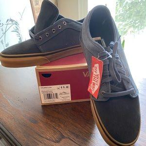 Men's Vans Pro Skate Shoes - Chukka Low style